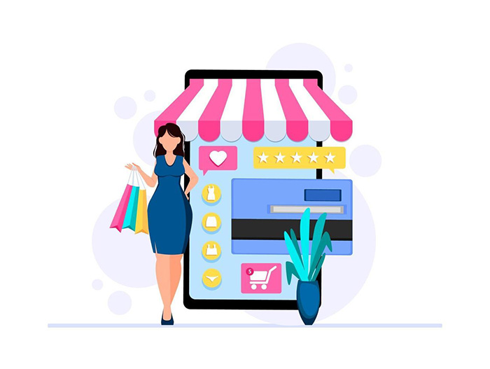 Store template